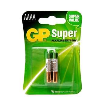 باتری AAAA جی پی مدل E96 بسته 2 عددی
