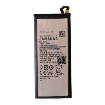 باتری موبایل مدل EB-BJ730ABE ظرفیت 3600 میلی آمپر ساعت مناسب برای گوشی موبایل سامسونگ Galaxy j7 pro