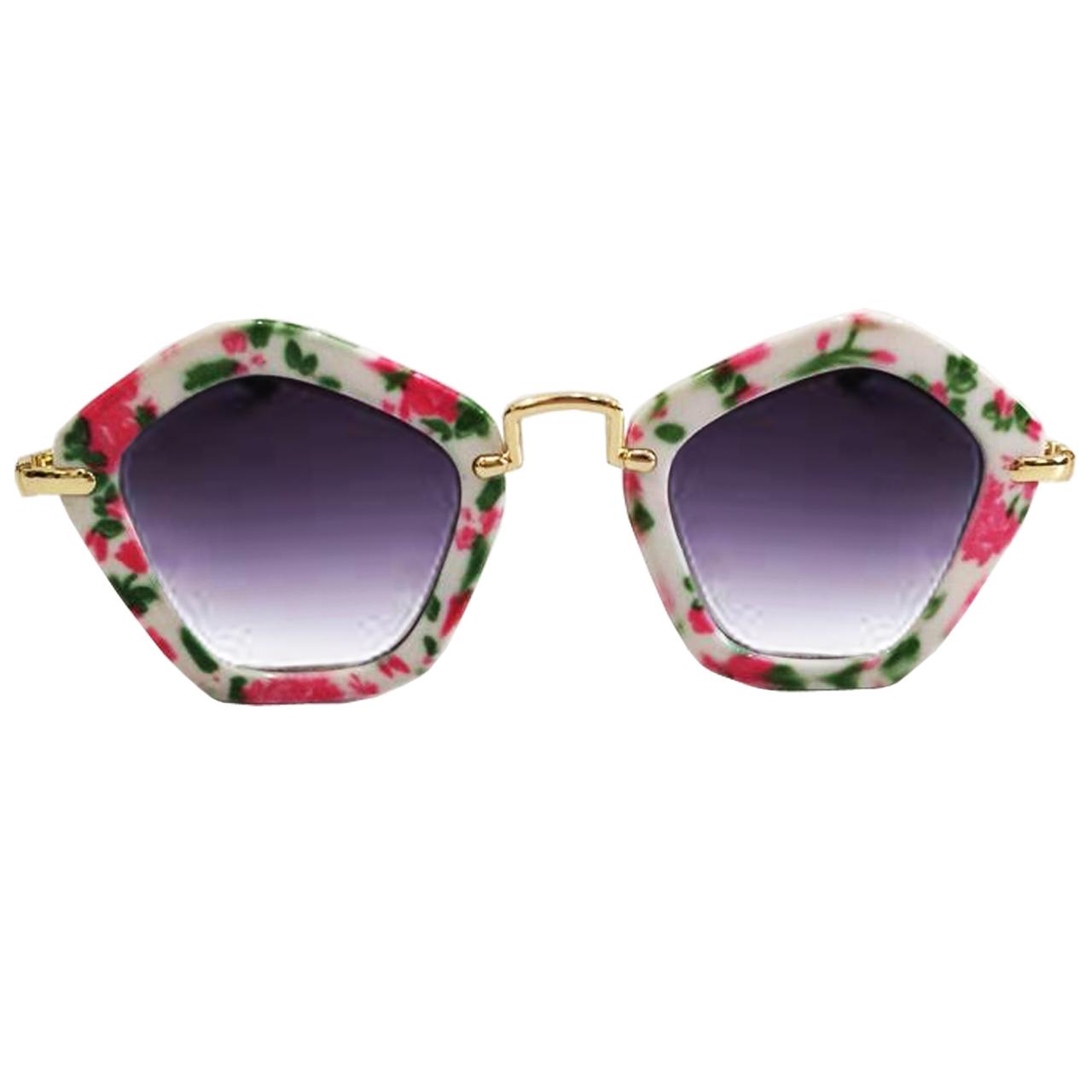عینک دخترانه کد 1032