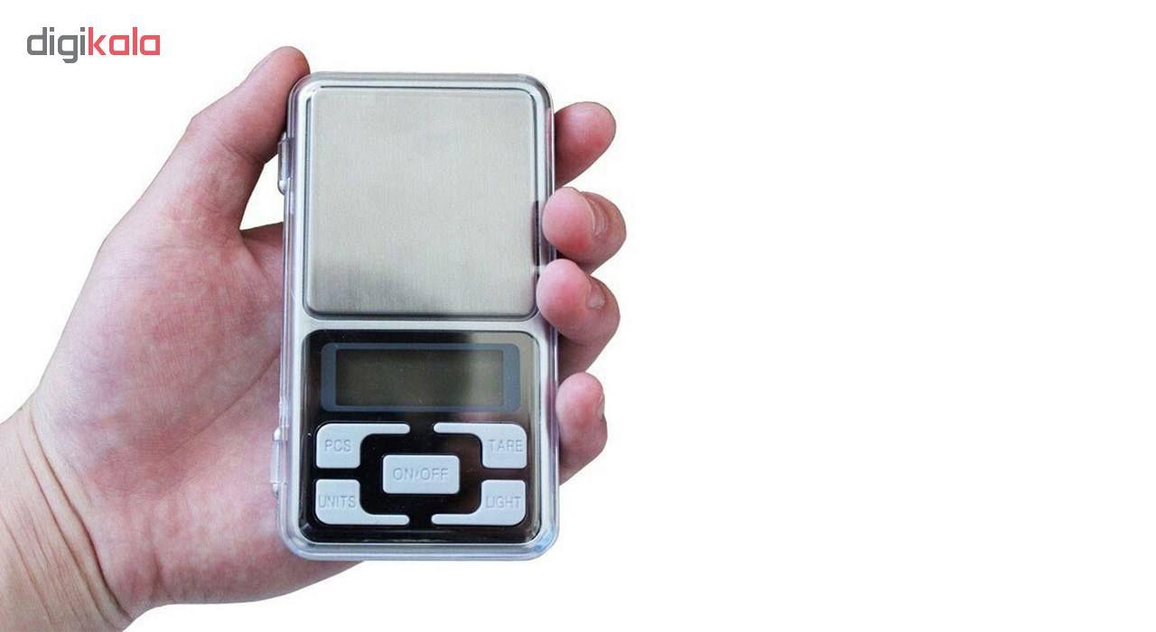 ترازو دیجیتال جیبی مدل MH-001