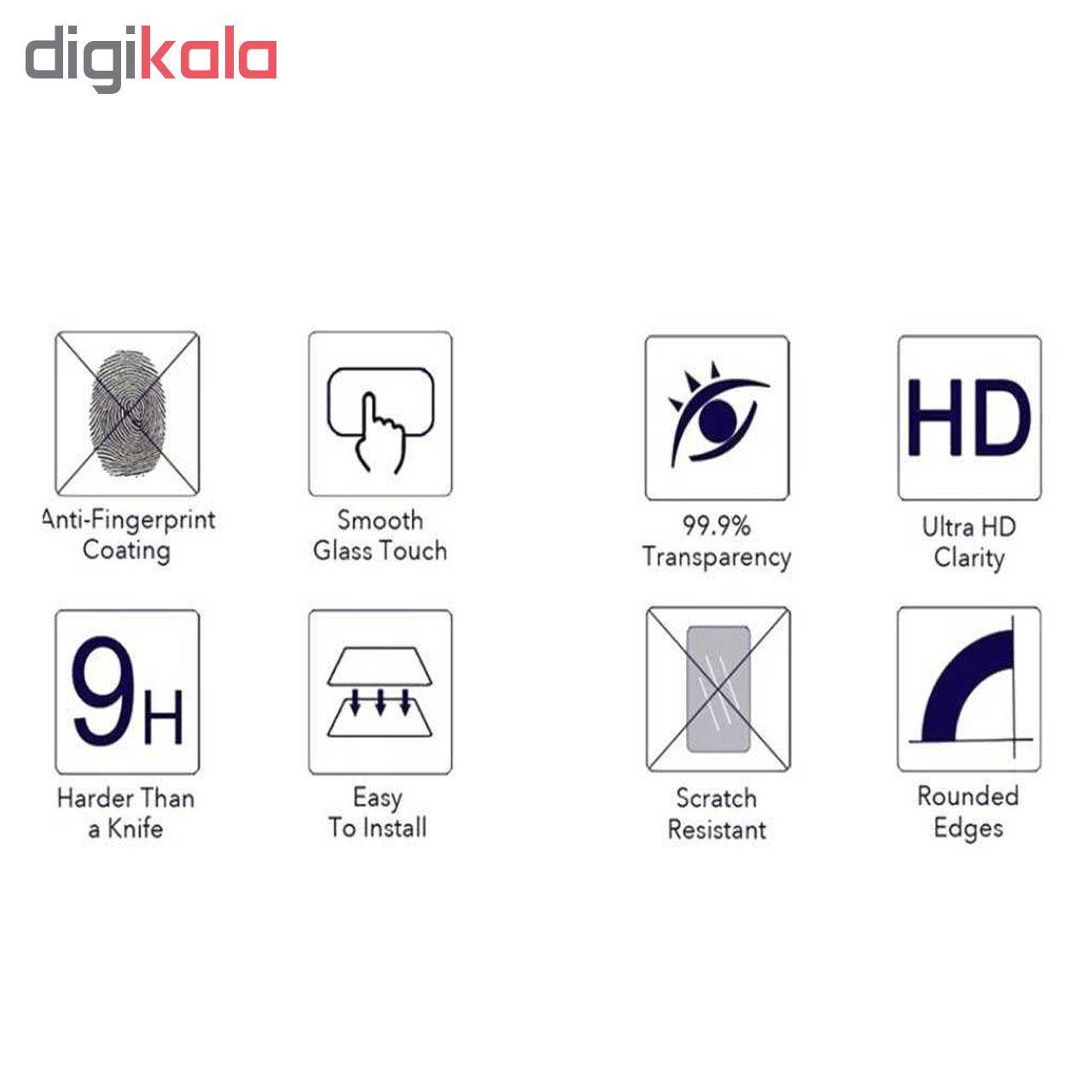 محافظ صفحه نمایش پنتاکس مدل Radiom مناسب برای گوشی موبایل اپل Iphone 11 main 1 4