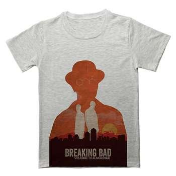 تی شرت مردانه طرح breaking bad کد EML591