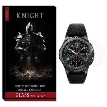 محافظ صفحه نمایش نایت مدل K-001 مناسب برای ساعت هوشمند سامسونگ Gear S3