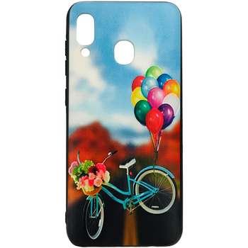 کاور طرح Bicycle کد 0814 مناسب برای گوشی موبایل هوآوی Y9 2019