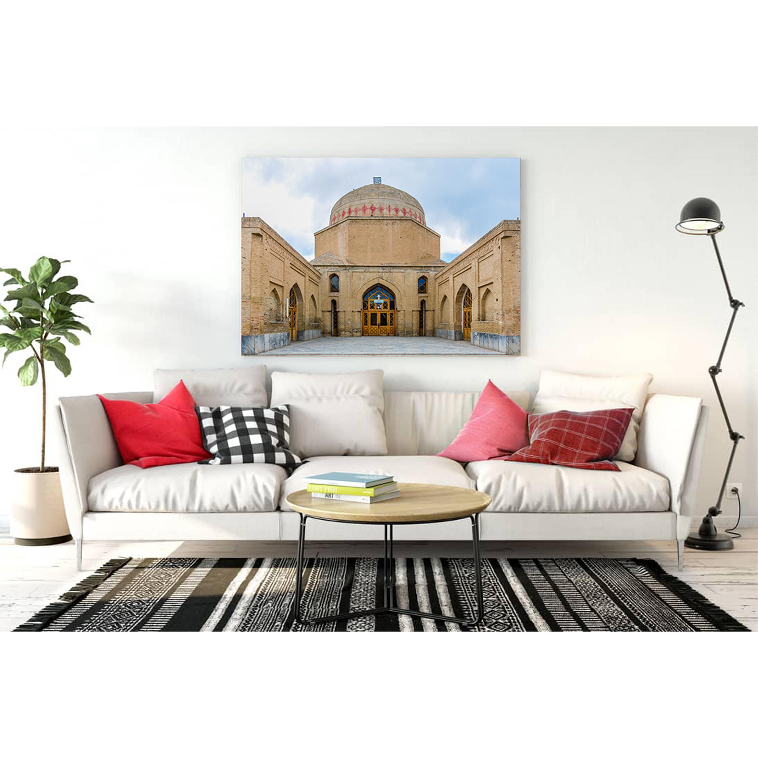 تابلو شاسی طرح مسجد سلجوقی کد 0109