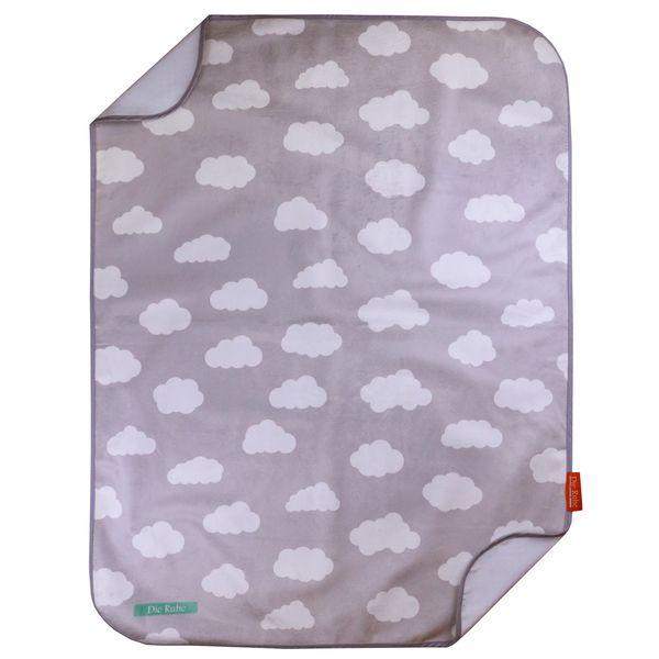 زیرانداز تعویض نوزاد دی روحه مدل Cloudy