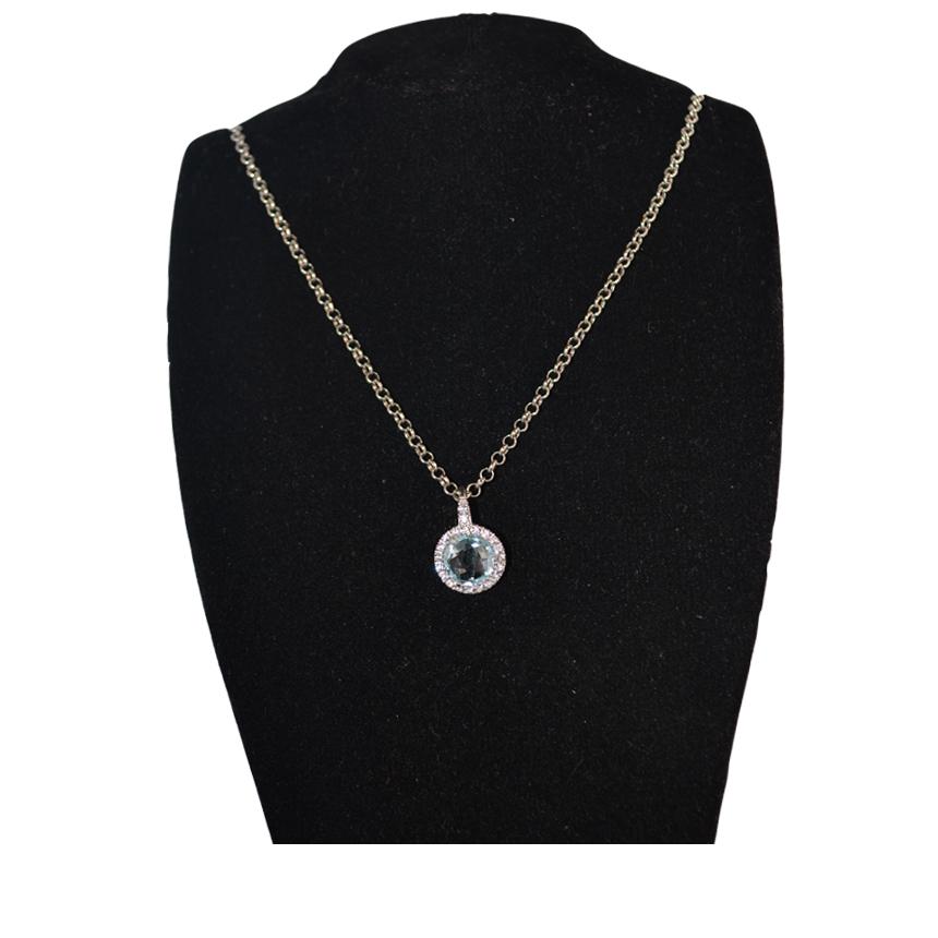 گردنبند نقره زنانه نومینیشن مدل سوفیا کد 006-142320