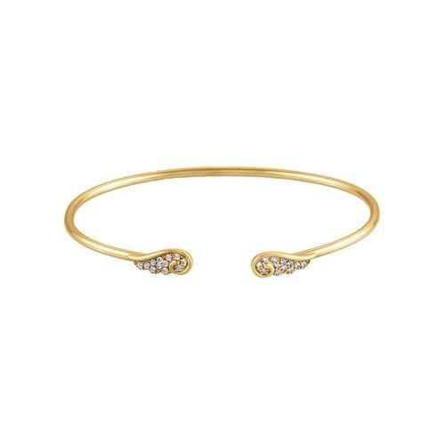 دستبند نقره زنانه نومینیشن کد 001-012-145337