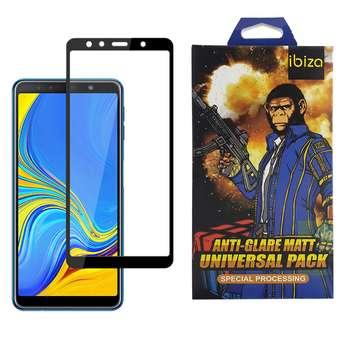 محافظ صفحه نمایش 9D ایبیزا مدل Monk7777 مناسب برای گوشی موبایل سامسونگ Galaxy A7 2018
