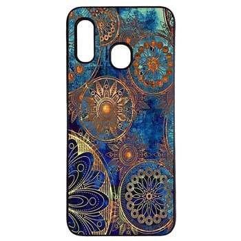 کاور طرح انتزاعی کد 43159 مناسب برای گوشی موبایل سامسونگ galaxy m30