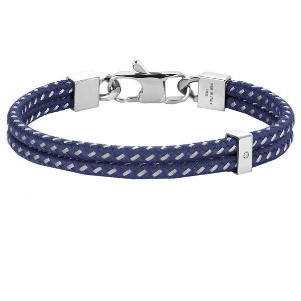 دستبند مردانه نومینیشن مدل 004-026431