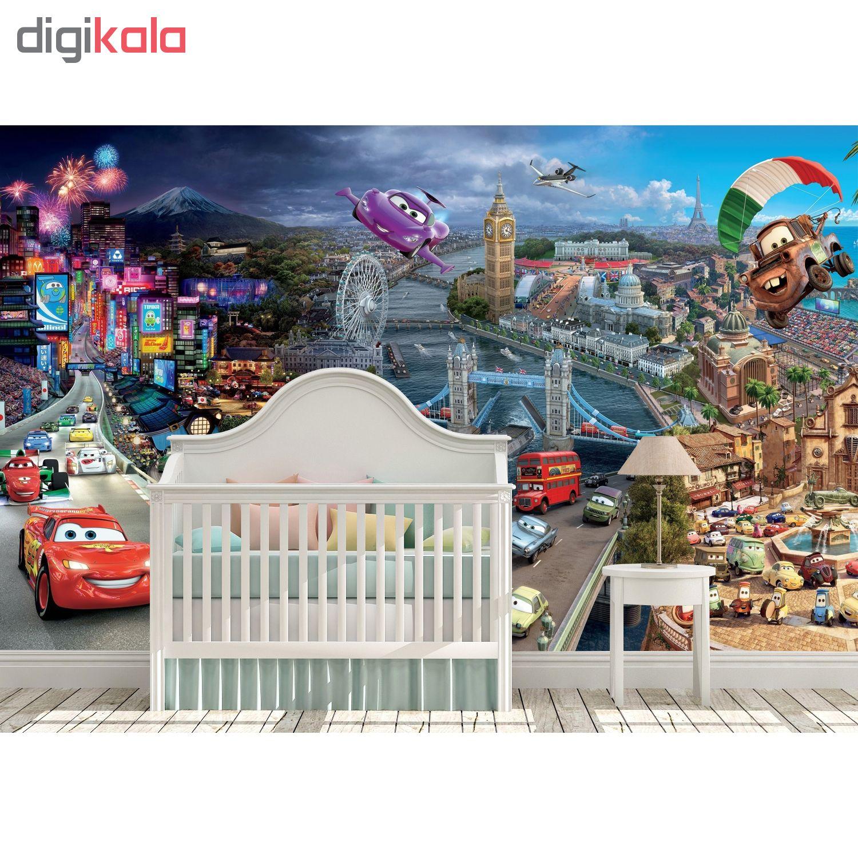پوستر دیواری سه بعدی طرح کودک کد B66362