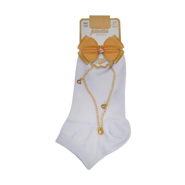 جوراب دخترانه ایاق کد ZAN-20553