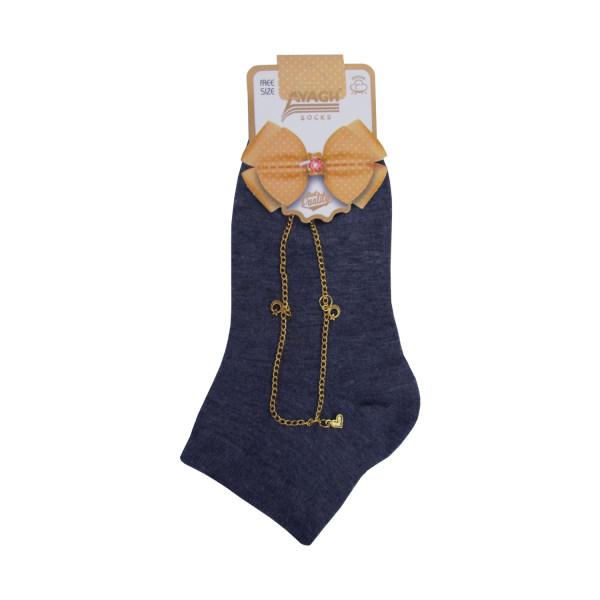 جوراب دخترانه ایاق کد ZAN-20561