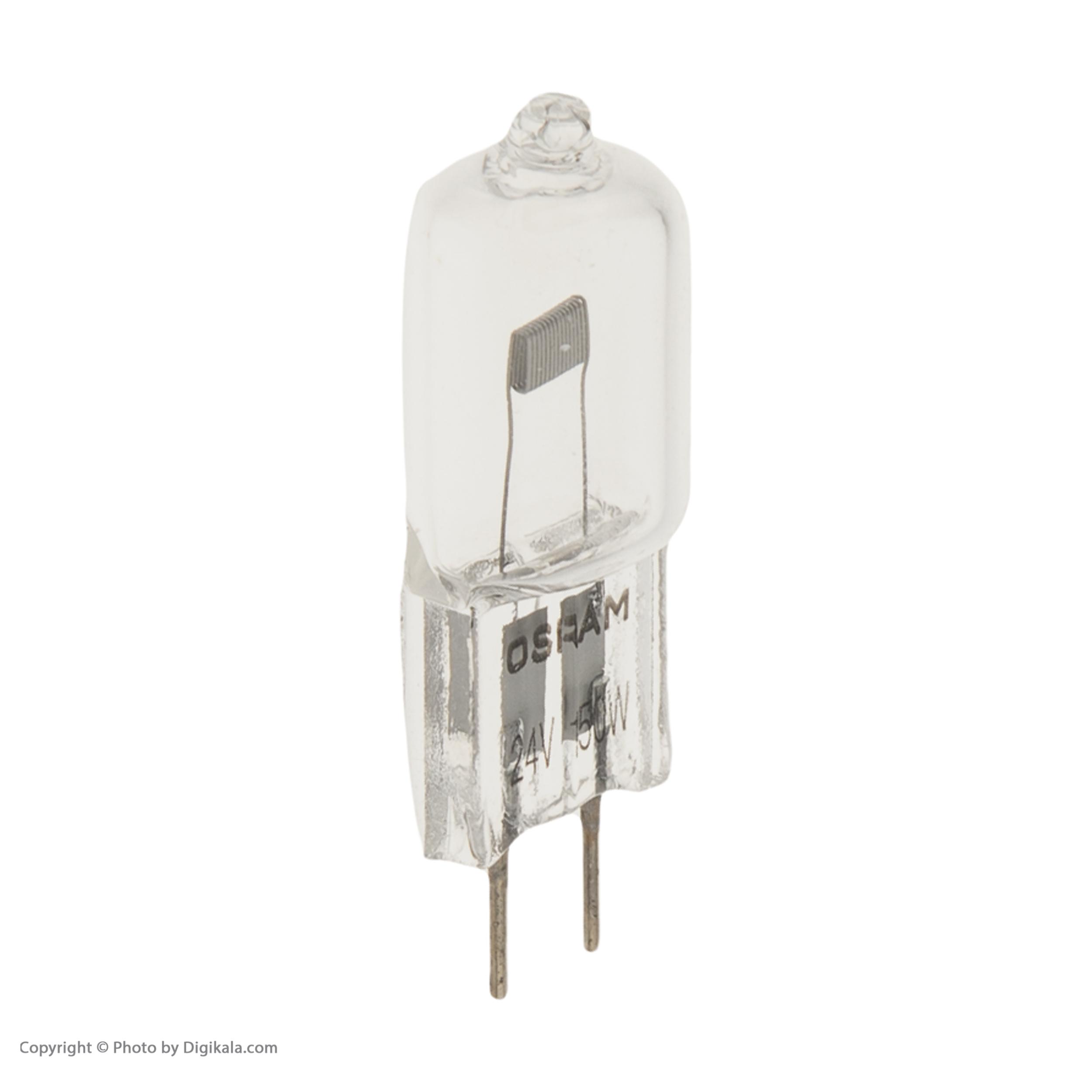 لامپ 150 وات مدل R008 پایه GX 6.35                     غیر اصل
