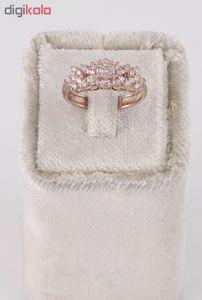 انگشتر طلا 18 عیار زنانه کد G545
