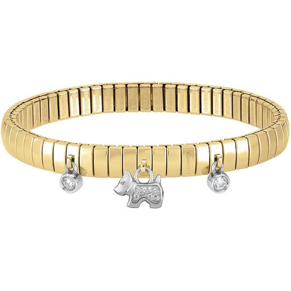 دستبند زنانه نومینیشن کد 009-044210