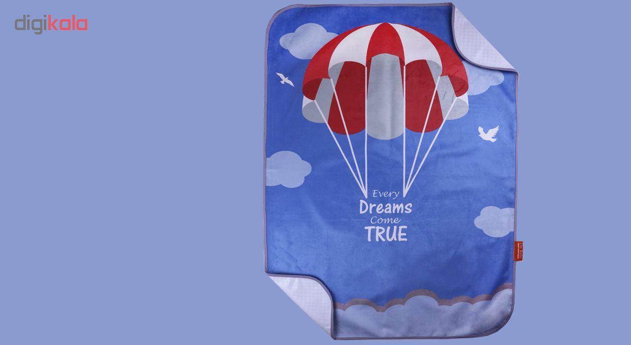 زیرانداز تعویض نوزاد دی روحه مدل Dreams main 1 4