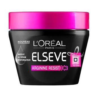 ماسک مو لورآل سری Elseve مدل Arginine Resist X3 حجم 300 میلی لیتر