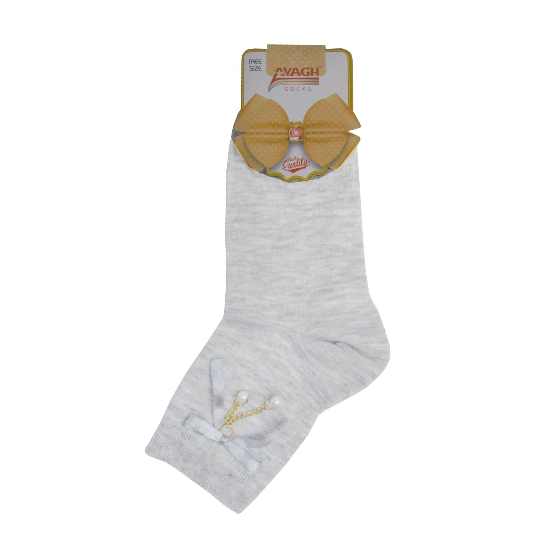 جوراب دخترانه ایاق کد MOR-NIM-20571