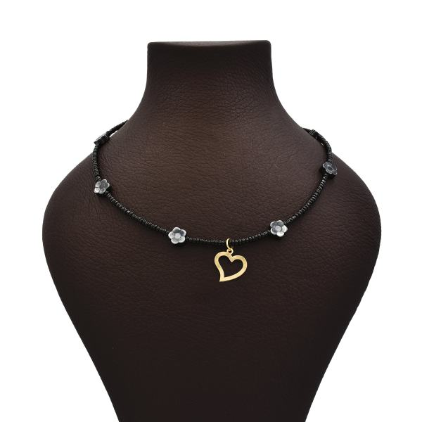 گردنبند نقره زنانه کد 551s9