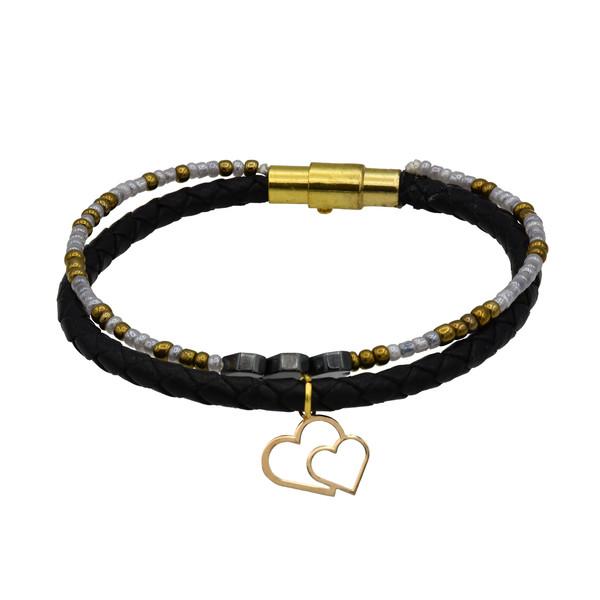 دستبند نقره زنانه کد 591s6