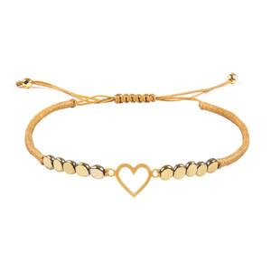 دستبند طلا 18 عیار زنانه ریسه گالری کد Ri3-H1176