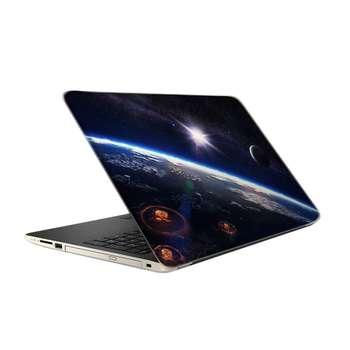 استیکر لپ تاپ طرح  سیاره مدل TIE424 مناسب برای لپ تاپ 15.6 اینچ