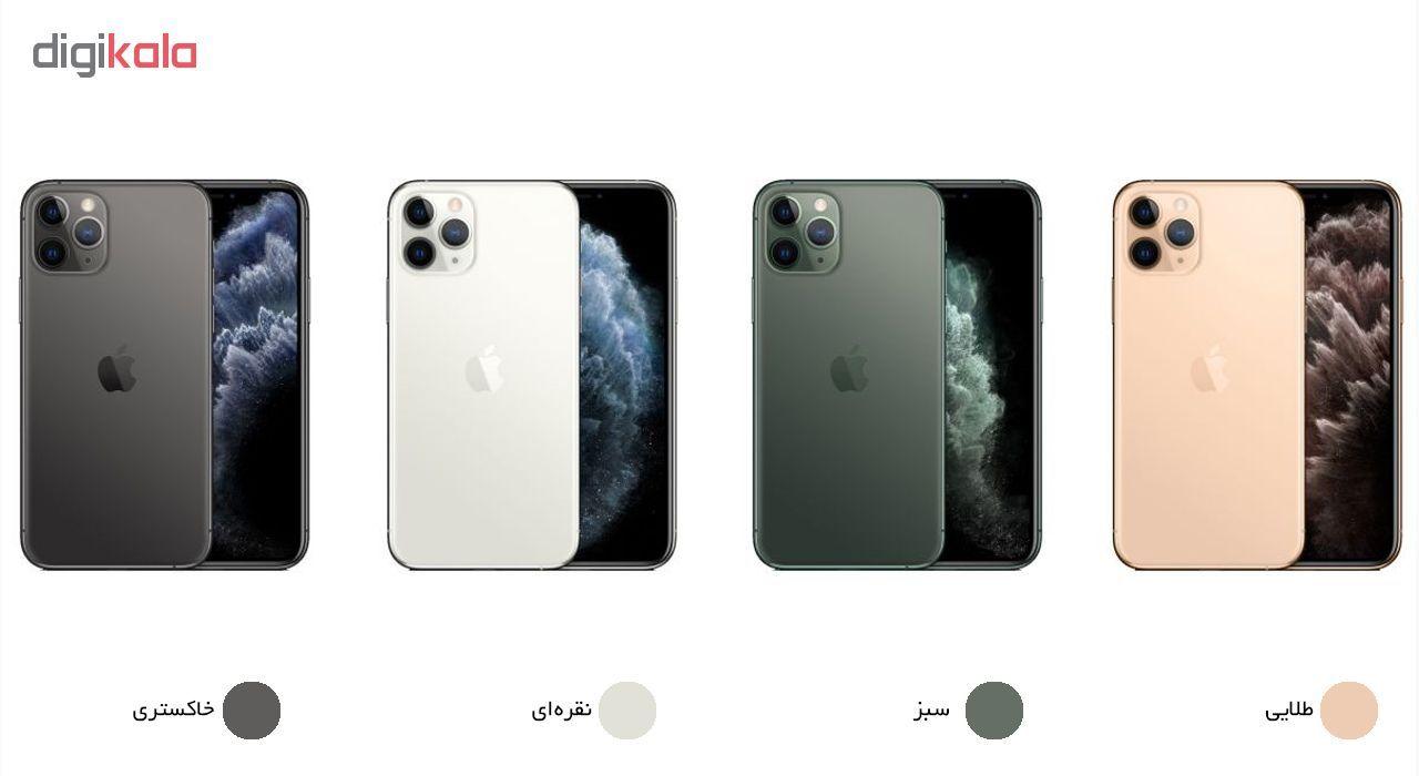 گوشی موبایل اپل مدل iPhone 11 Pro Max A2220 دو سیم کارت ظرفیت 256 گیگابایت main 1 27