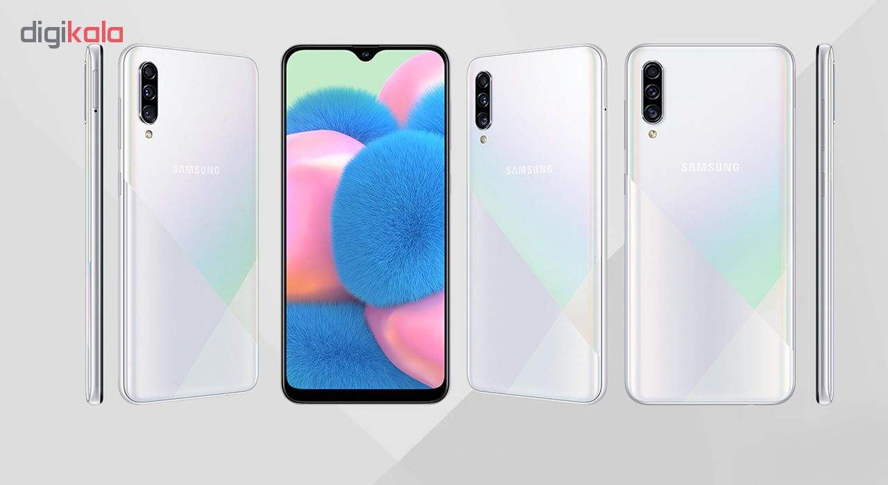 گوشی موبایل سامسونگ مدل Galaxy A30s SM-A307FN/DS دو سیم کارت ظرفیت 64 گیگابایت main 1 10