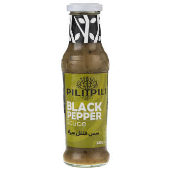 سس فلفل سیاه پیلی پیلی مقدار 250 گرم