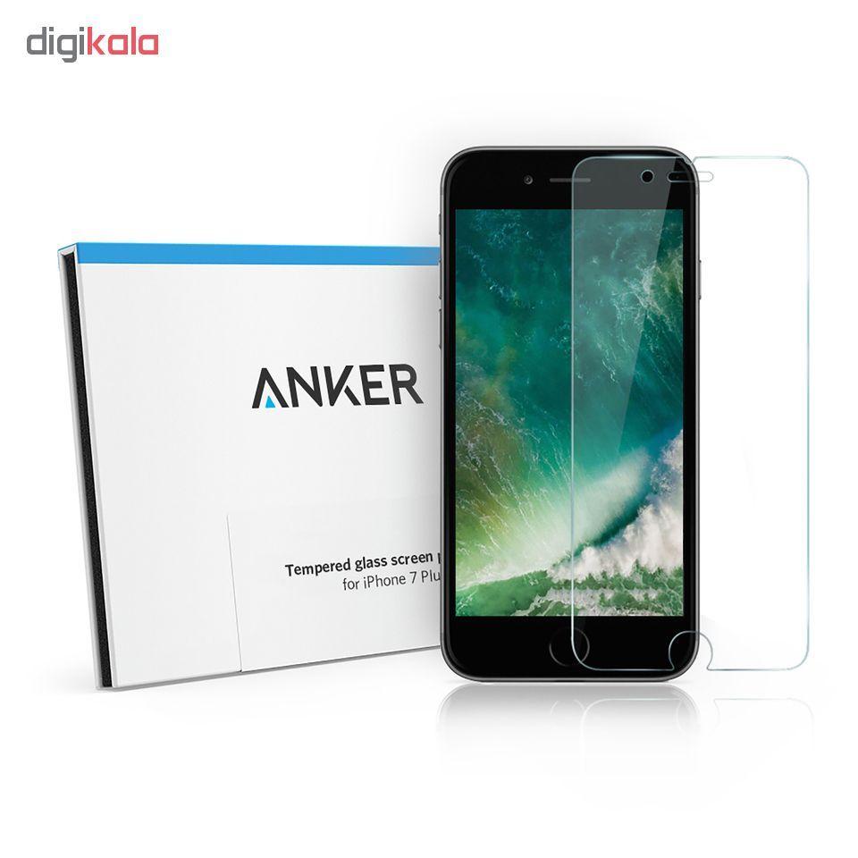 محافظ صفحه نمایش  انکر مدل A7472H01  مناسب برای گوشی موبایل اپل  Iphone 7 Plus main 1 1