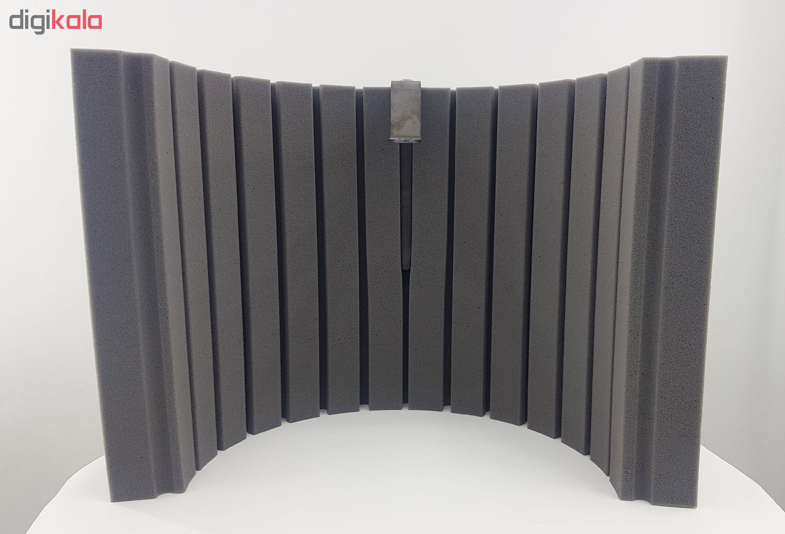 پنل اکوستیک ایران استودیو مدل ایزیلاتور کد 035