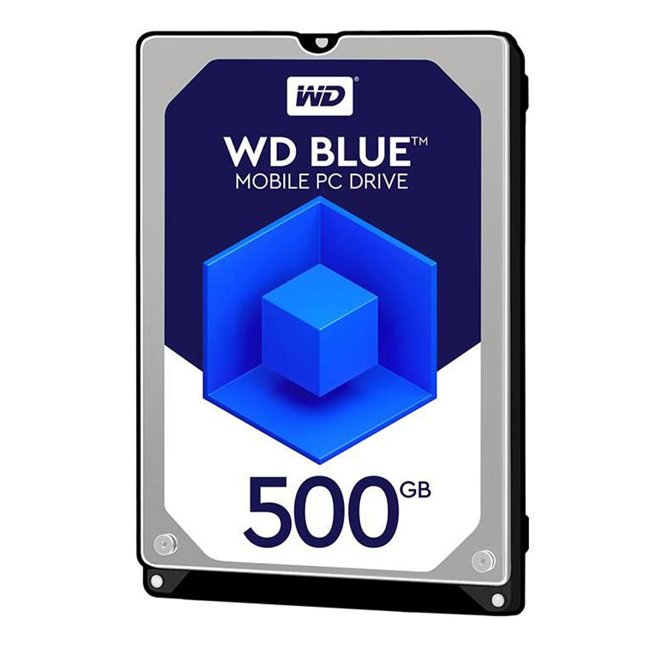 هارددیسک اینترنال وسترن دیجیتال مدل Blue WD5000AZLX ظرفیت 500 گیگابایت