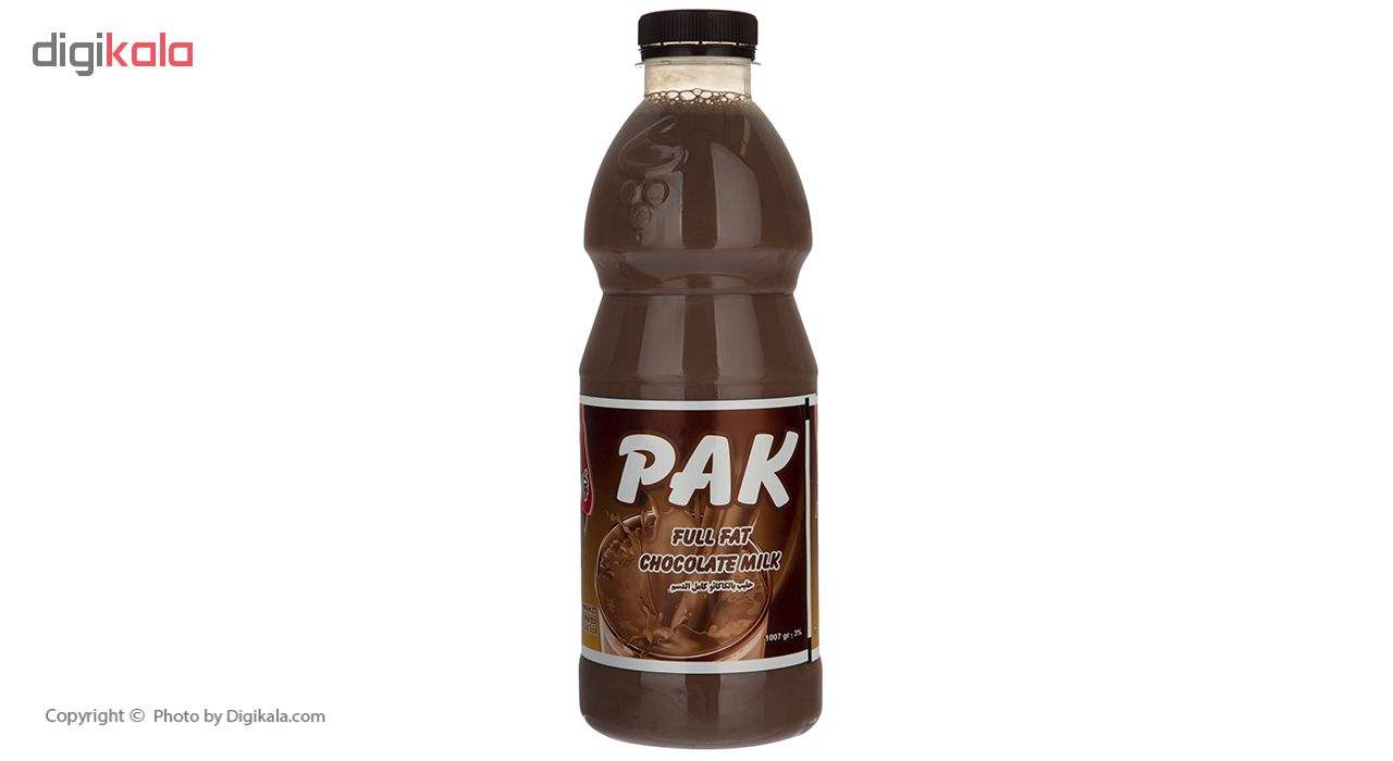 شیر کاکائو پرچرب پاک مقدار 1 لیتر main 1 3