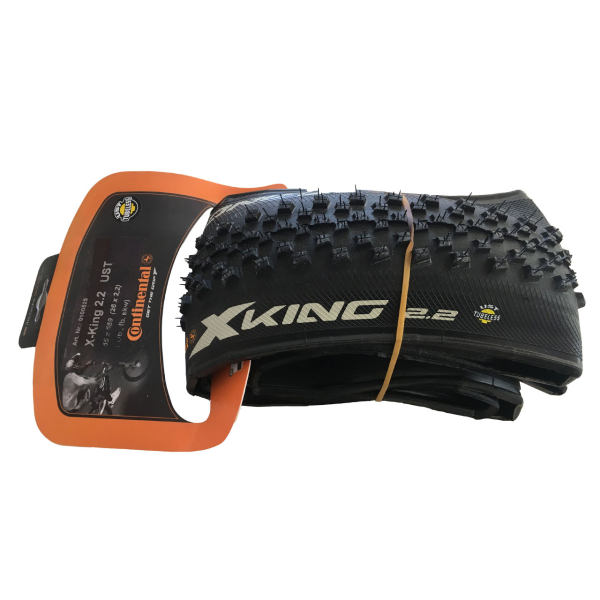 تایر دوچرخه کنتیننتال مدل Xking26-2.2