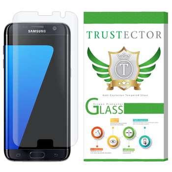 محافظ صفحه نمایش یووی لایت تراستکتور مدل UVT مناسب برای گوشی موبایل سامسونگ Galaxy S7 edge