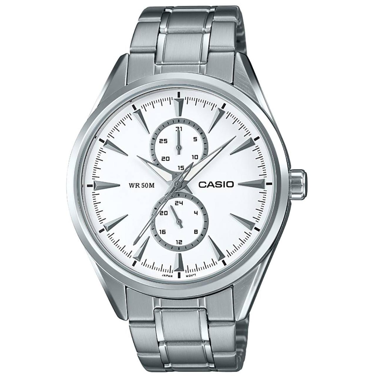 ساعت مچی عقربه ای مردانه کاسیو کد MTP-SW340D-7AVDF              خرید (⭐️⭐️⭐️)