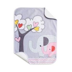 زیر انداز تعویض نوزاد مدل elephant کد 30