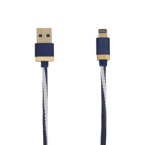 کابل تبدیل USB به لایتنینگ گلتر مدل GT-10 طول 1 متر