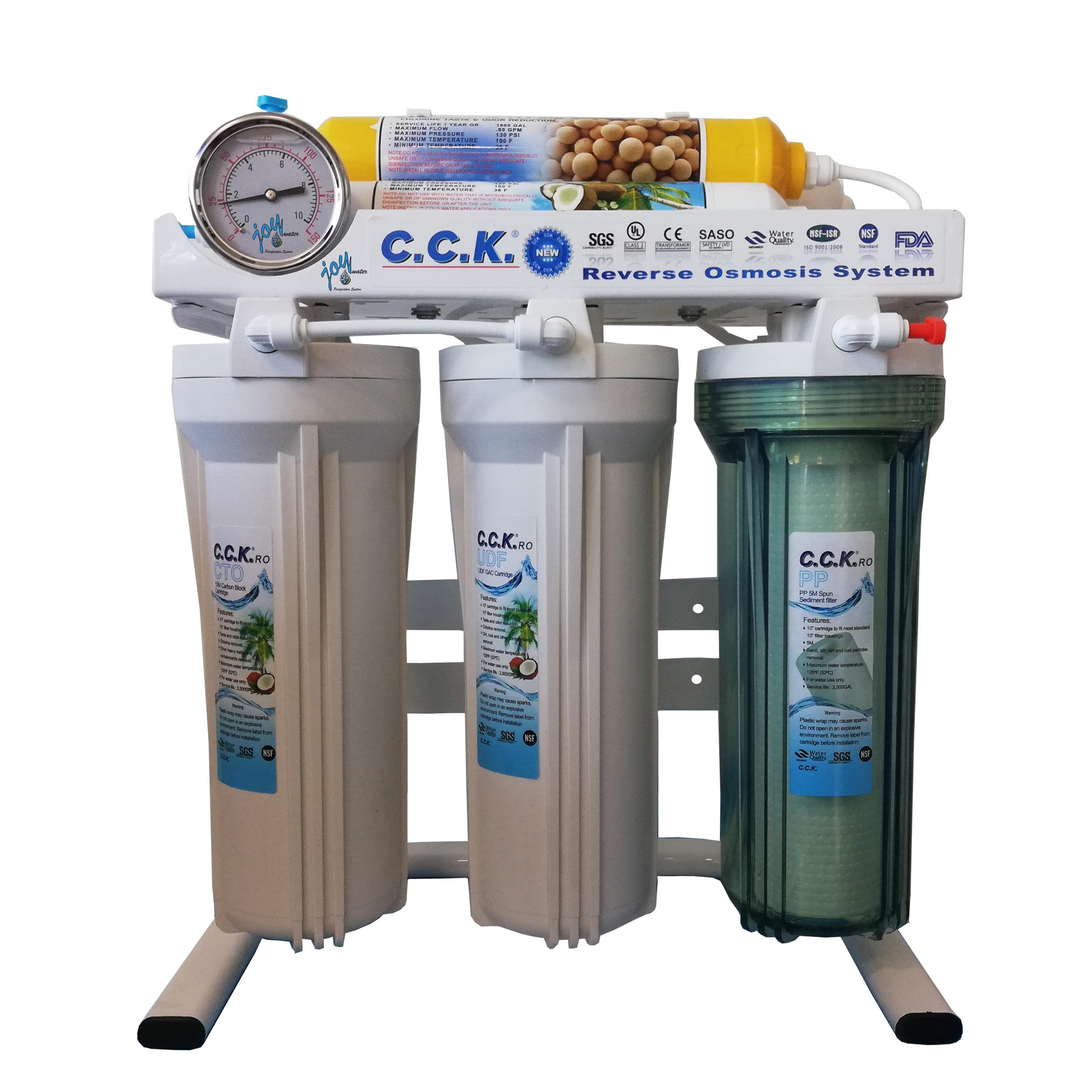 دستگاه تصفیه کننده آب سی سی کا مدل  N-E MAX