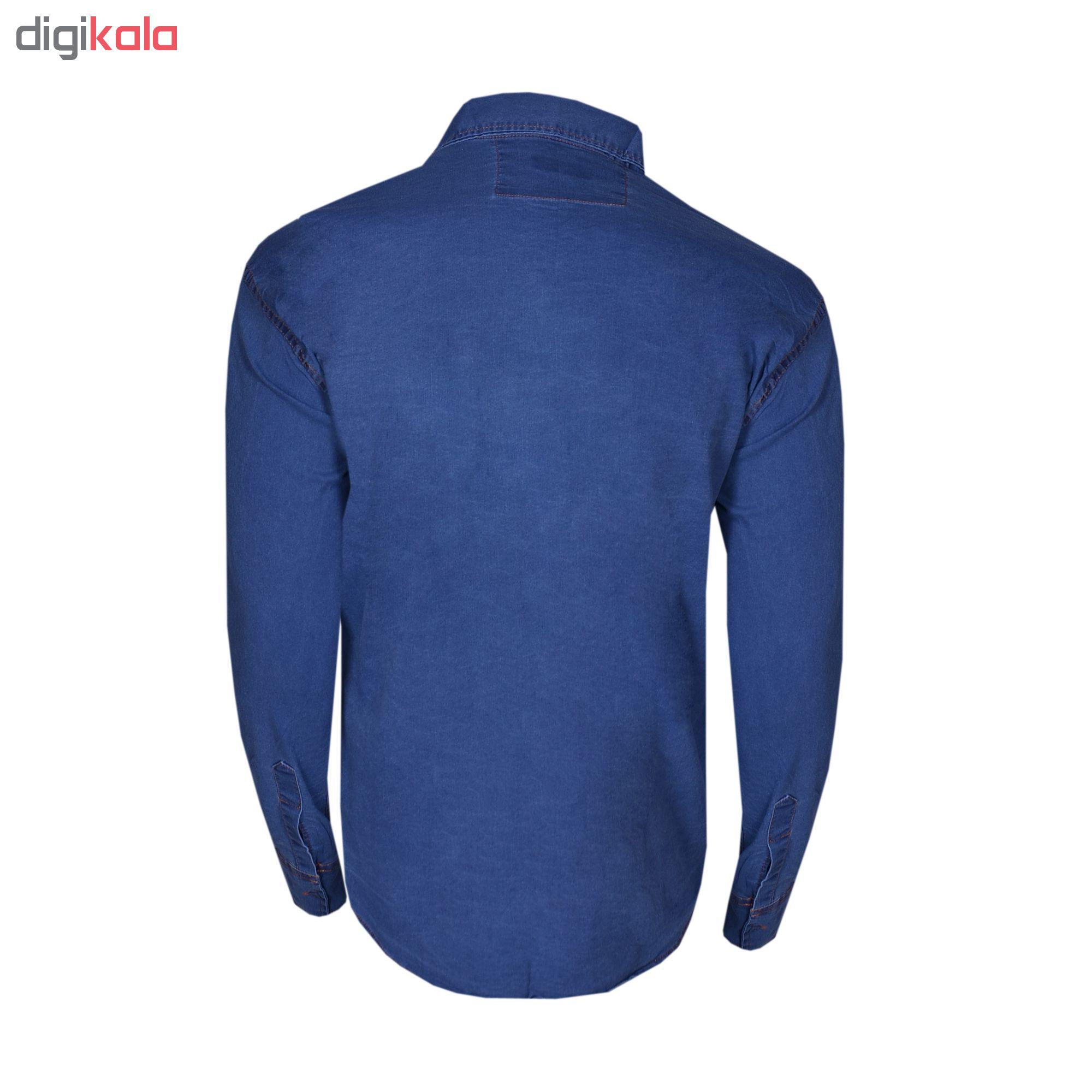 پیراهن مردانه کد 24-834