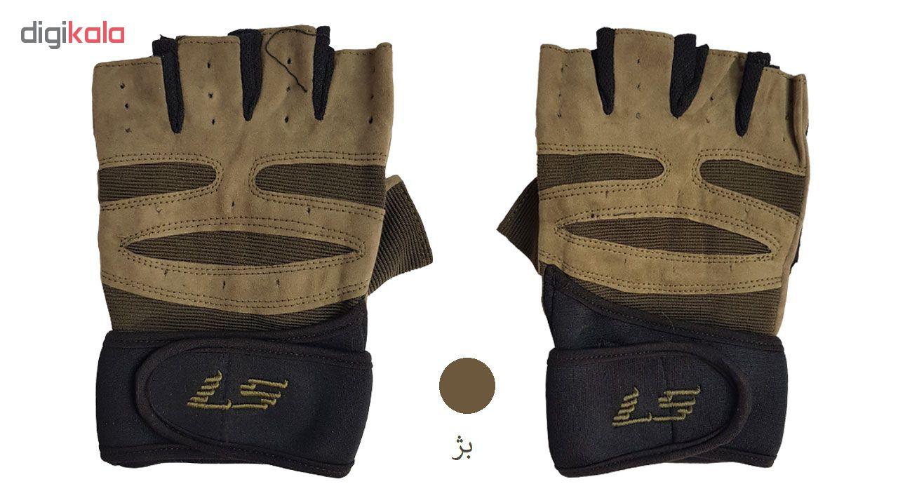 دستکش بدنسازی مدل LS1 main 1 5