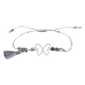 دستبند نقره زنانه ریسه گالری کد Ri3-H1175