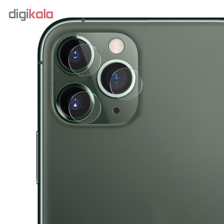 محافظ لنز دوربین مدل GL-102 مناسب برای گوشی موبایل اپل Iphone 11 Pro main 1 2