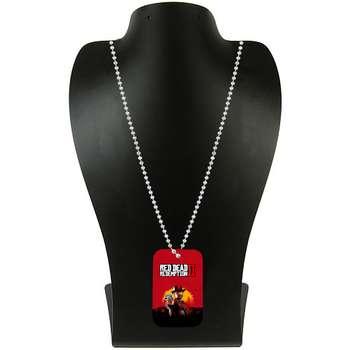 گردنبند طرح red dead کد pf36