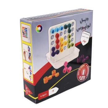 بازی فکری دبل لونپوس کد 33