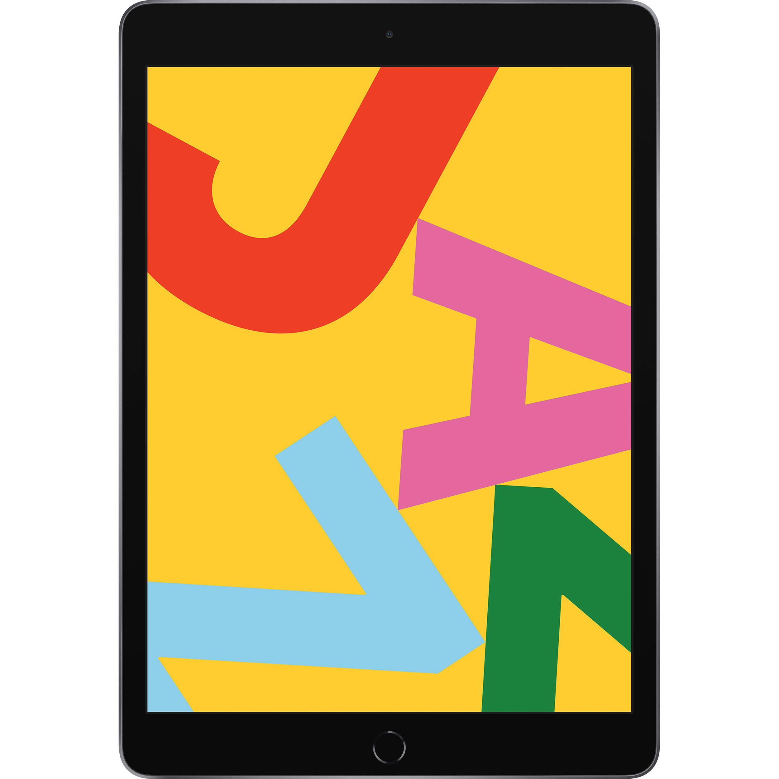 تبلت اپل مدل iPad 10.2 inch 2019 WiFi ظرفیت 32 گیگابایت