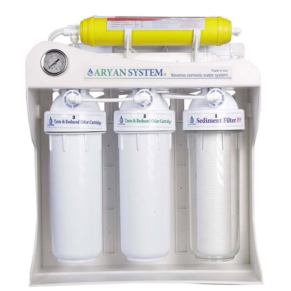 دستگاه تصفیه کننده آب آرین سیستم مدل DS05