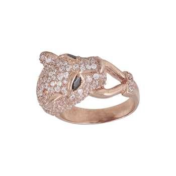انگشتر طلا 18 عیار زنانه کد G544